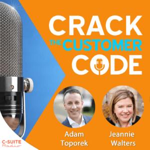 Crack the Customer Code Podcast