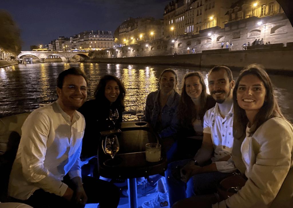 French team social